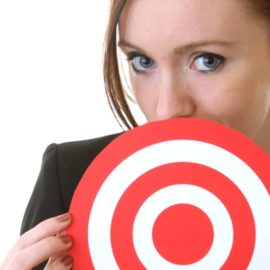 How to write for a target audience of one. Personalizing your web content.